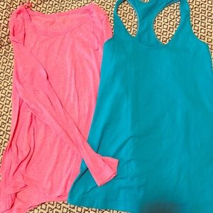 Tops - Workout Tops (set of 2)